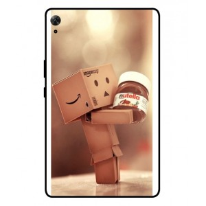 Coque De Protection Amazon Nutella Pour Huawei MediaPad M6 8.4