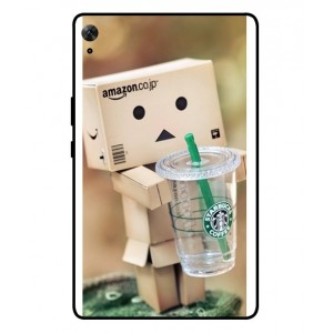 Coque De Protection Amazon Starbucks Pour Huawei MediaPad M6 8.4