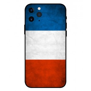 Coque De Protection Drapeau De La France Pour iPhone 11 Pro