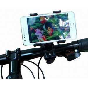 Support Fixation Guidon Vélo Pour Samsung Galaxy M10s