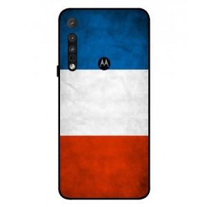 Coque De Protection Drapeau De La France Pour Motorola One Macro