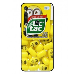 Coque De Protection Tic Tac Bob Motorola One Macro