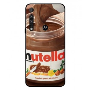 Coque De Protection Nutella Pour Motorola One Macro