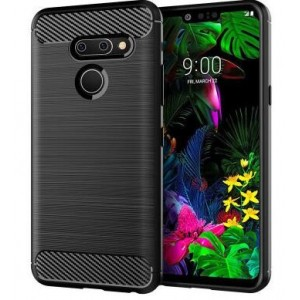 Coque De Protection En Carbone Pour LG G8 ThinQ