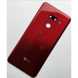 Cache Batterie Pour LG G8 ThinQ - Rouge