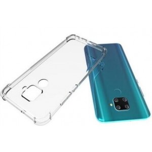 Coque De Protection En Silicone Transparent Pour Huawei nova 5z