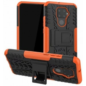 Protection Antichoc Type Otterbox Orange Pour Huawei nova 5z