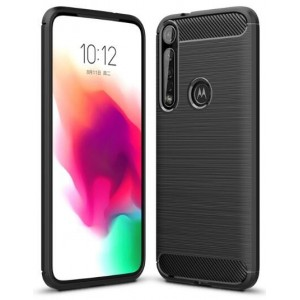 Coque De Protection En Carbone Pour Motorola Moto G8 Play