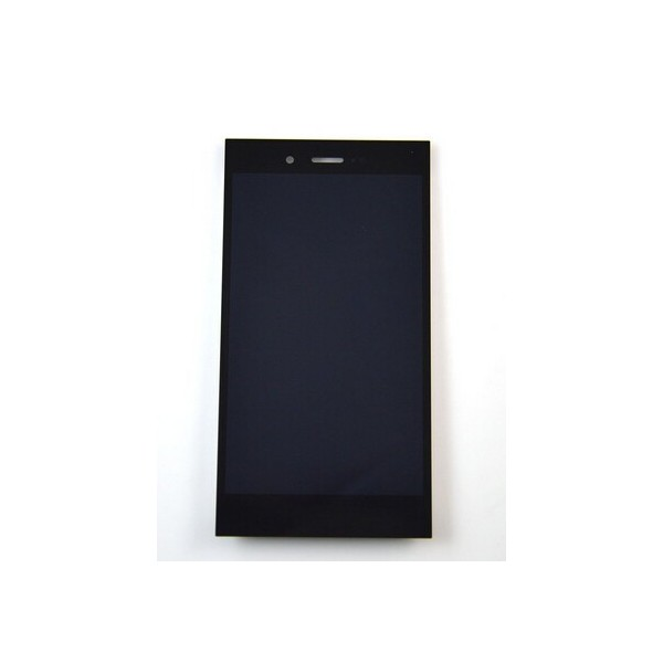 Ecran complet lcd avec vitre tactile blackberry z3 for Photo ecran blackberry