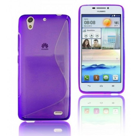 coque silicone huawei g620s