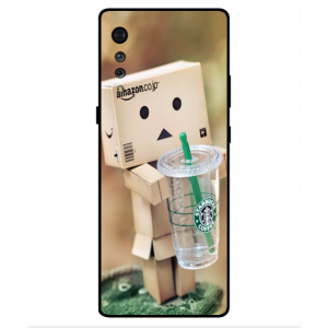 Coque De Protection Amazon Starbucks Pour LG Velvet 5G UW