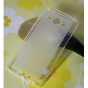 Coque De Protection En Silicone Transparent Pour Huawei Ascend Y530