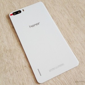 Cache Batterie Pour Huawei Honor 6 - Blanc