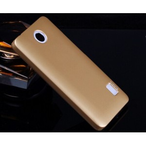 Coque De Protection Rigide Or Pour Huawei Y635