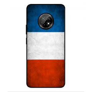Coque De Protection Drapeau De La France Pour Huawei Enjoy 20 Plus 5G