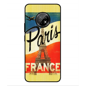 Coque De Protection Paris Vintage Pour Huawei Enjoy 20 Plus 5G