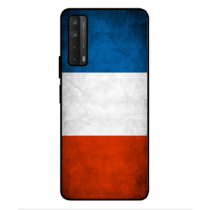 Coque De Protection Drapeau De La France Pour Huawei P smart 2021