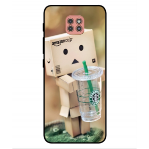 Coque De Protection Amazon Starbucks Pour Motorola Moto G9 Play