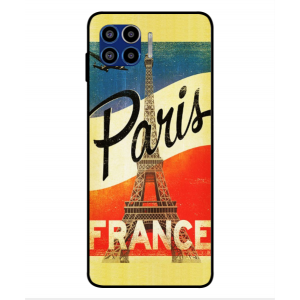 Coque De Protection Paris Vintage Pour Motorola One 5G