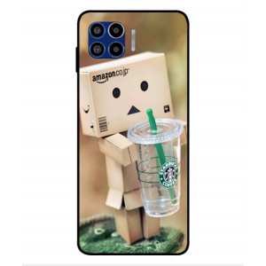 Coque De Protection Amazon Starbucks Pour Motorola One 5G