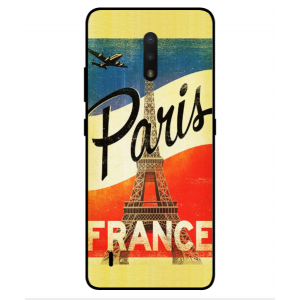 Coque De Protection Paris Vintage Pour Nokia C2 Tennen