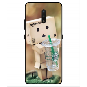 Coque De Protection Amazon Starbucks Pour Nokia C2 Tennen