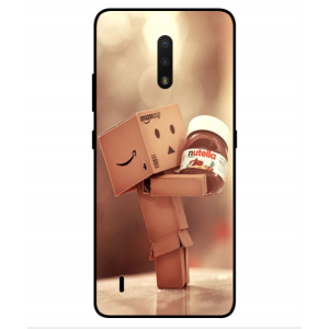 Coque De Protection Amazon Nutella Pour Nokia C2 Tennen