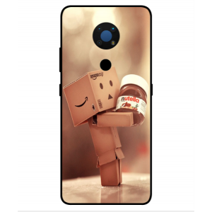 Coque De Protection Amazon Nutella Pour Nokia C5 Endi