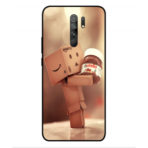 Coque De Protection Amazon Nutella Pour Xiaomi Redmi 9 Prime