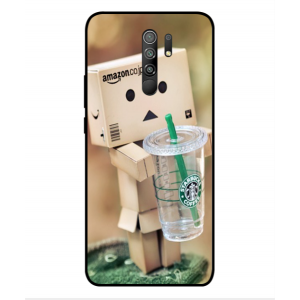 Coque De Protection Amazon Starbucks Pour Xiaomi Redmi 9 Prime