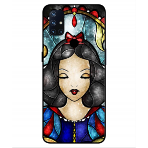 Coque De Protection Blanche Neige Pour OnePlus Nord N100