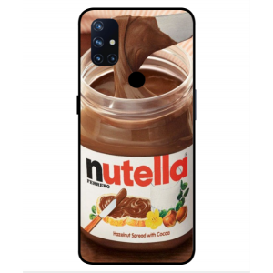 Coque De Protection Nutella Pour OnePlus Nord N100