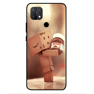 Coque De Protection Amazon Nutella Pour Oppo A15