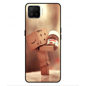 Coque De Protection Amazon Nutella Pour Oppo A73