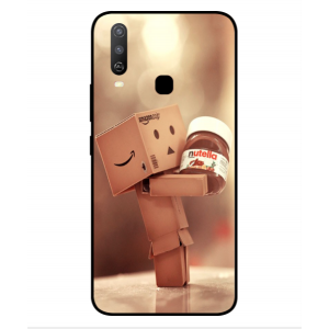 Coque De Protection Amazon Nutella Pour Vivo Y3s