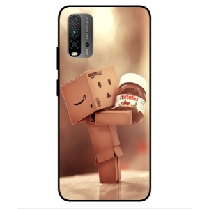 Coque De Protection Amazon Nutella Pour Xiaomi Redmi 9T