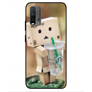 Coque De Protection Amazon Starbucks Pour Xiaomi Redmi 9T