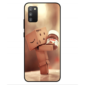 Coque De Protection Amazon Nutella Pour Samsung Galaxy F02s