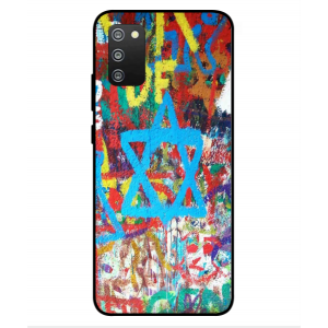 Coque De Protection Graffiti Tel-Aviv Pour Samsung Galaxy F02s