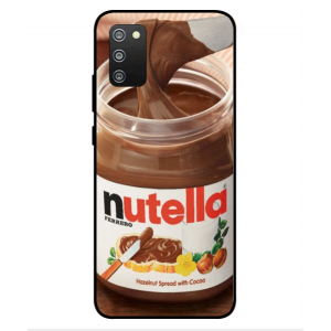 Coque De Protection Nutella Pour Samsung Galaxy F02s