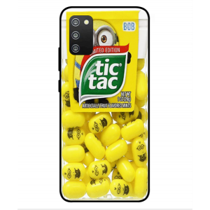 Coque De Protection Tic Tac Bob Samsung Galaxy F02s