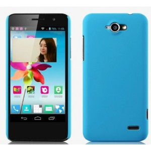 Coque De Protection Rigide Bleu Pour Orange Hi 4G
