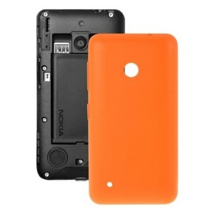 Cache Batterie Pour Nokia Lumia 530 - Orange