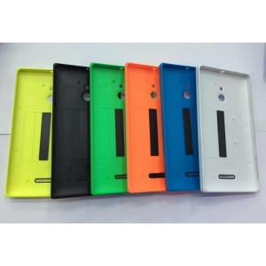 Cache Batterie Pour Nokia XL - Orange