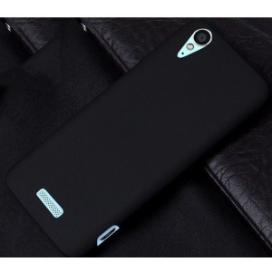Coque De Protection Rigide Noir Pour ZTE Grand S Flex