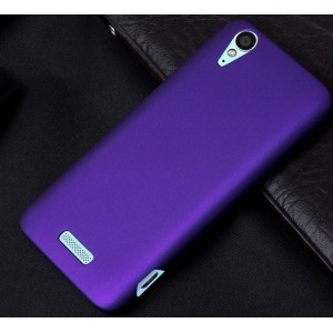 Coque De Protection Rigide Violet Pour ZTE Grand S Flex