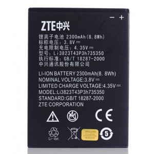 Batterie d'Origine Pour ZTE Grand S Flex