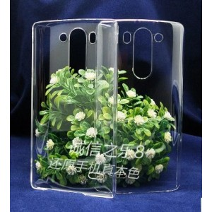 Coque De Protection Rigide Transparent Pour LG G3