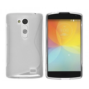 Coque De Protection En Silicone Transparent Pour LG L Fino
