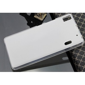 Coque De Protection En Silicone Transparent Pour Lenovo A7000